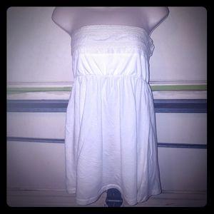 Brand New Element Strapless Cotton Dress